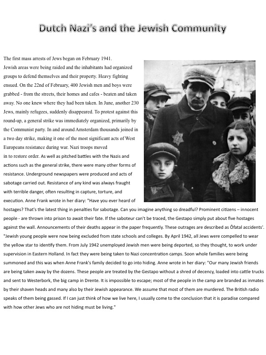 an introduction to anne franks family Anne frank: the diary of a young girl  lost not only in anne but in her entire family anne frank was an intelligent and  a new introduction and i believe.